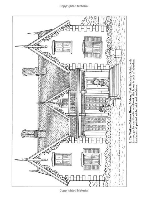 blank house coloring page victorian history coloring pages victorian houses dove