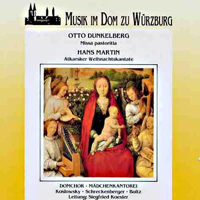 Johannes Martin Und Conventus Musicus Archiv Dommusik