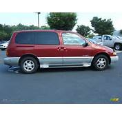 Sunset Red 2000 Nissan Quest GLE Exterior Photo 49811112  GTCarLot