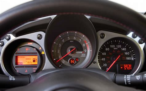 2013 Nissan 370Z Nismo Gauge Cluster Photo #46649180