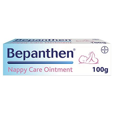 bepanthen nappy care ointment 100g uk 163 baby products skincare find offers online and compare