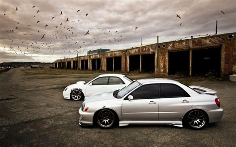 slammed subaru wallpaper subaru full hd wallpaper and background image 2560x1600