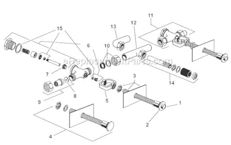 american standard 0421 018 parts list and diagram