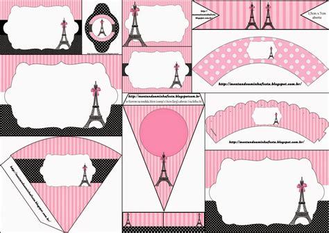 Free Printable Paris Party Decorations | paris invitations and free party printables oh my
