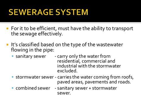 Sewerage Design Guidelines Malaysia | sewerage design