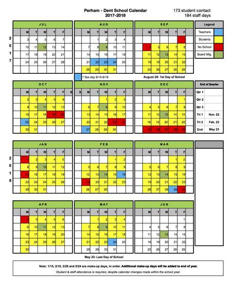 School Board Approves Early Start Calendar For 2017 18 School Year Perham Dent Public Schools School Calendar 2017 18 Template