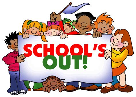 schools out clipart free powerpoint presentations about last days of school