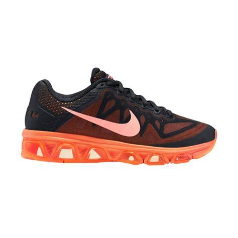 Sepatu Wanita Kets Air Max Hitam jual nike womens air max tailwind 7 sepatu lari wanita hitam 683635 009 harga