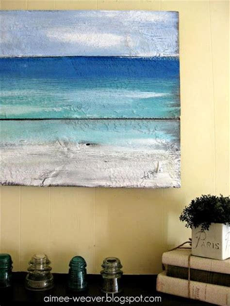 17 best ideas about beach wall decor on pinterest beach diy beach wall art decorations ideas diy craft projects