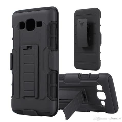 Samsung Galaxy 2 G355h Future Armor Hardcase Belt Casing Cover for samsung galaxy on 5 on5 future armor impact hybrid