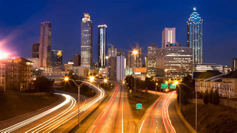 Top Mba In Atlanta by The Top Ten Most Cities Ranked Abc News