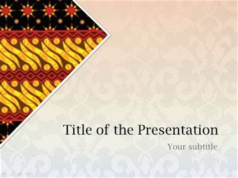 design powerpoint indonesia 1000 images about culture powerpoint templates on