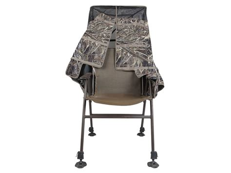 momarsh invisichair chair blind realtree max 5 camo