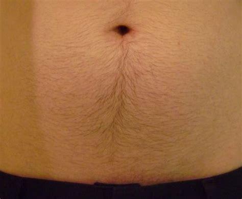 Hairy womens navels