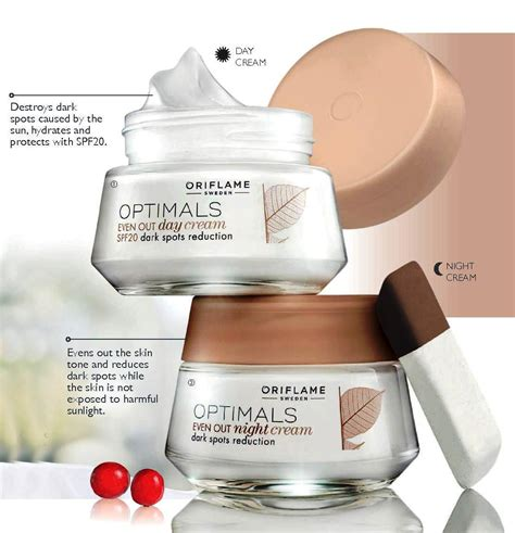 Optimals Even Out Skin Care By Oriflame oriflame optimals even out review oriflame