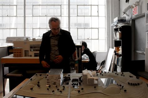 designboom studio visit steven holl architects studio visit