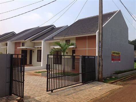 Murah Di rumah dijual rumah murah di bekasi 2015 contoh gambar rumah