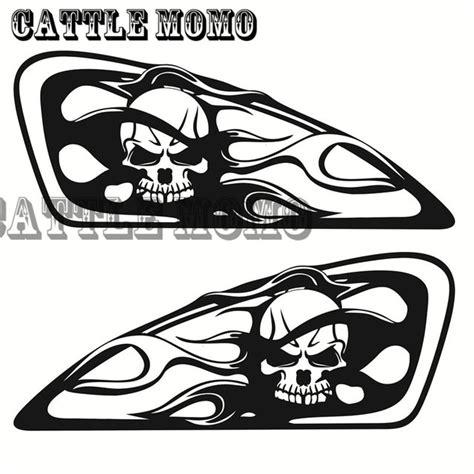 Stickers Reservoir Harley Davidson Sportster by Moto Cr 226 Ne Flamme Conception R 233 Servoir Decal Autocollant
