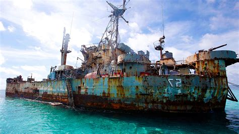u boat watch philippines seeker this derelict ship is protecting the philippines