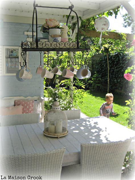 veranda shabby chic shabby chic porch romantische veranda porch
