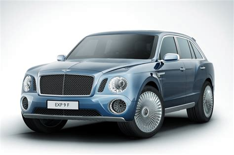 bentley truck price bentley previews luxury performance suv with exp 9 f concept