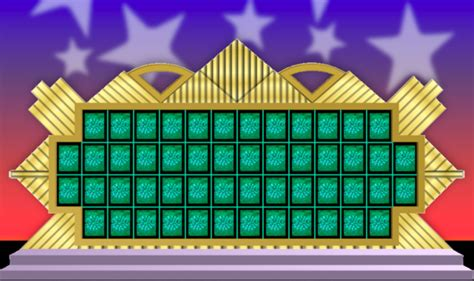 wheel of fortune board template image wheel of fortune puzzle board 5 png shows wiki