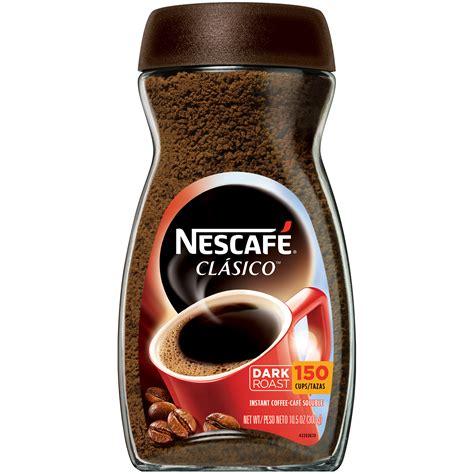 Coffee Nescafe nescafe instant coffee clasico 10 5 oz jar