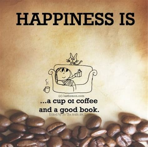 Happiness Is A Cup Of Coffee Hiasan Dinding Dapur Poster Dekorasi coffee books happiness pictures photos and images for and