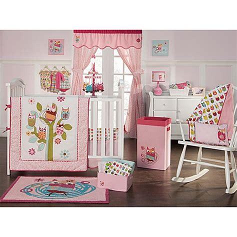 Zutano Crib Bedding Zutano Owls Crib Bedding Collection Bed Bath Beyond