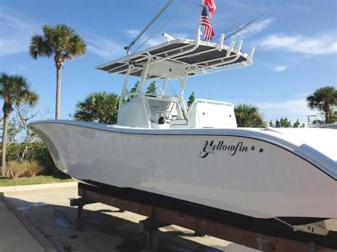 used yellowfin boats boatsville new and used yellowfin boats
