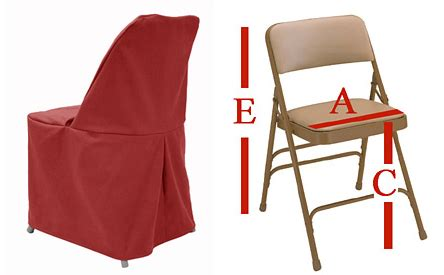 Made To Measure Dining Chair Covers Folding Chair Covers Richland Folding Chair Cover Ivory Polyester Folding Chair Cover Silver