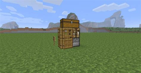 small house minecraft super small house minecraft project