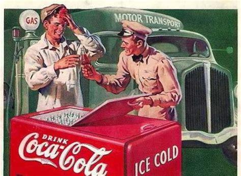 imagenes antiguas de coca cola arquitechtechtech american way of life