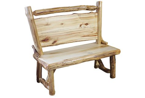 log benches with backs log benches with backs 28 images custom log bench with back rest furniture in