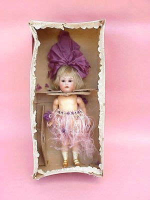 how to restring a bisque doll antiques collectibles antique dolls