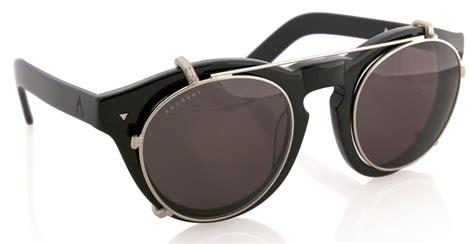 ashbury eyewear vacation sunglasses w clip on carl zeiss