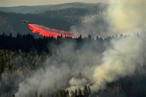 Wildfire At smoke from western wildfires causes health concerns cbs news