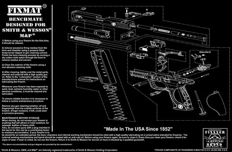 s w shield parts diagram smith and wesson mp parts diagram repair wiring scheme