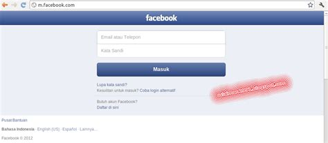 cara daftar facebook dengan nomor hp sulaiman blog cara daftar facebook dengan nomor hp kamu