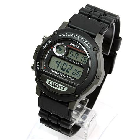 Casio Standard W 87h 1v 楽天市場 カシオ casio ブランド 腕時計 メンズ チープカシオ スタンダード デジタルウォッチ チプカシ casio standard digital mens w87h 1vhdr