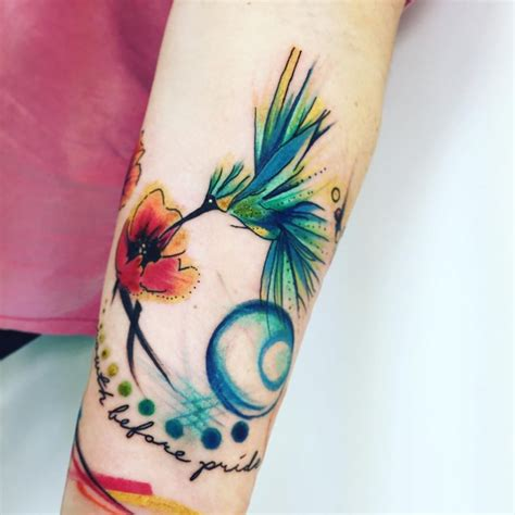 65 watercolor tattoo ideas