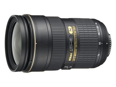 nikon 24 70mm f 2 8g af s ed lens
