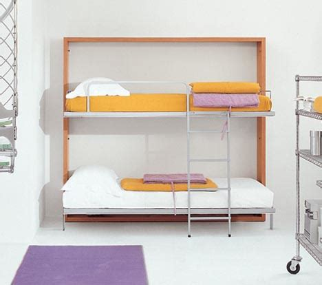 fold out bunk bed bedroom idea fold out loft bed designs