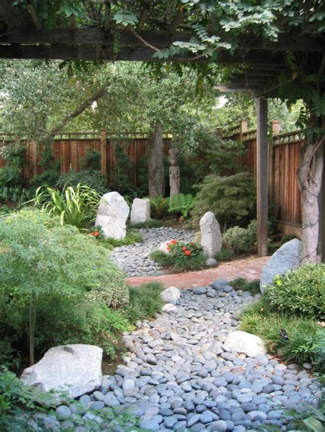 Japanese Patio Design Asian Garden