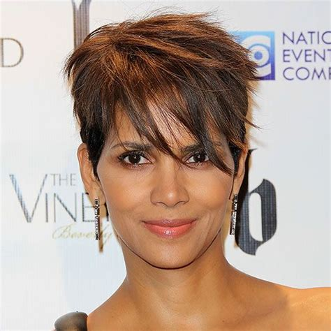 turning 40 hairstyles the shorts hair and edgy pixie on pinterest
