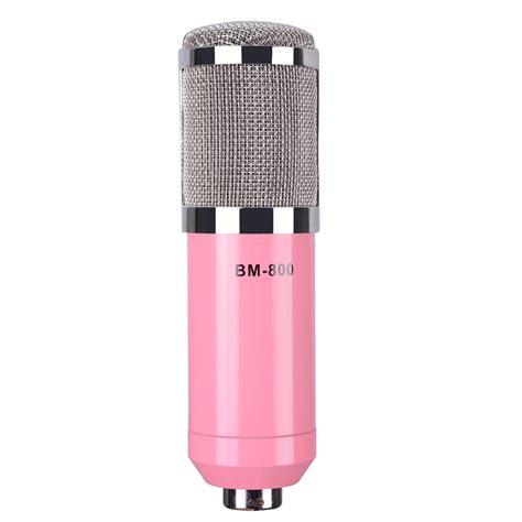 Microphone Mic Kondenser Condenser Bm700 Bm 700 Paket Recording bm800 bm700 condenser microphone shock holder vocal mic home studio sound record ebay