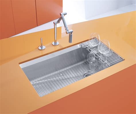 Oversized Kitchen Sink The Beneficial Of Large Kitchen Sink
