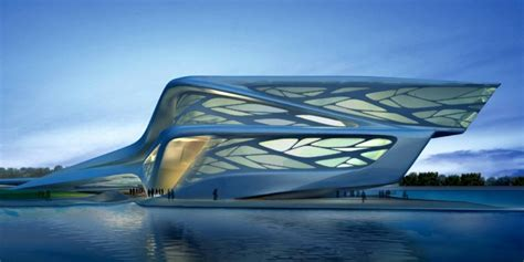 Sofas In Cardiff Zaha Hadid S Greatest Buildings And Designs Business Insider