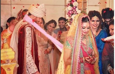 vivek dahiya wedding pics divyanka tripathi and vivek dahiya got married