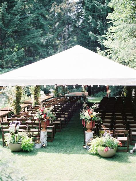 Small Backyard Wedding Ceremony Ideas Backyard Bohemian Wedding Ceremony Decora 231 227 O Casamento Backyard Bohemian And
